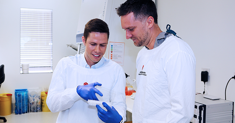 Research by ASSCR members James Hudson and Richard Mills identifies cause and potential treatment for COVID-19-induced heart damage